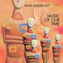 """""""Music of our Time 1962-97"""" (Wergo), CD"""