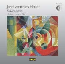 Josef Matthias Hauer (1883-1959): Klavierwerke, CD