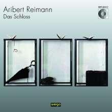 Aribert Reimann (geb. 1936): Das Schloß (Oper in 2 Teilen), 2 CDs