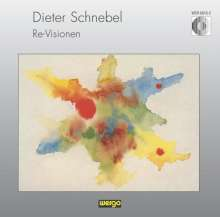 Dieter Schnebel (1930-2018): Re-Visionen, CD