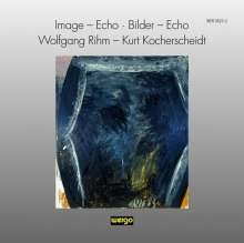 Wolfgang Rihm (geb. 1952): Dritte Musik für Violine & Orchester, CD