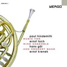Hans Gal (1890-1987): Promenadenmusik für Blasorchester, CD