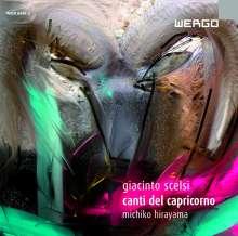 Giacinto Scelsi (1905-1988): Canti Del Capricorno Nr.1-20, CD