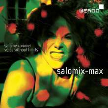 Salome Kammer - Salome-Max, CD