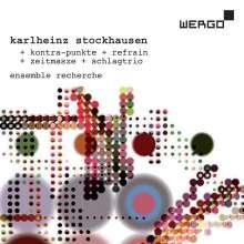 Karlheinz Stockhausen (1928-2007): Kontrapunkte für 10 Instrumente, CD