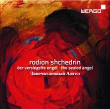 Rodion Schtschedrin (geb. 1932): The Sealed Angel f.gem.Chor,Solisten,2 Knabenstimmen & Flöte, CD