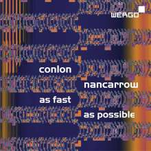 Paul Usher (geb. 1970): Nancarrow Concerto für Pianola & Kammerorchester, CD