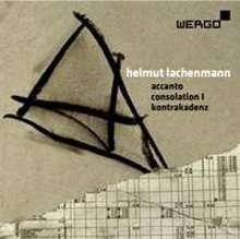 Helmut Lachenmann (geb. 1935): Accanto, CD