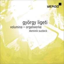 György Ligeti (1923-2006): Musica Ricercata (arr.für Orgel von Dominik Susteck), CD