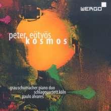 Peter Eötvös (geb. 1944): Kosmos, CD
