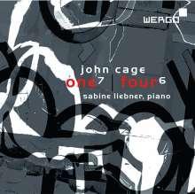 John Cage (1912-1992): One 7, CD
