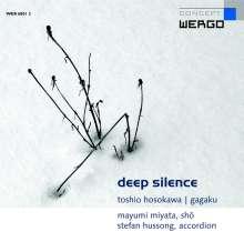 Toshio Hosokawa (geb. 1955): Kammermusik, CD