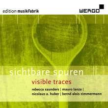 Edition musikFabrik 02 - Sichtbare Spuren, CD