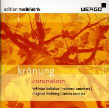 Edition musikFabrik 05 - Krönung, CD