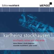 Karlheinz Stockhausen (1928-2007): Michaels Reise um die Erde, CD