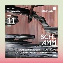 Edition musikFabrik 11 - Schlamm, CD