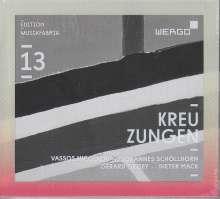 Edition musikFabrik 13 - Kreuzungen, CD