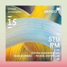 Edition musikFabrik 15 - Sturm, CD