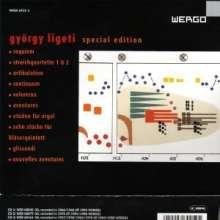 György Ligeti (1923-2006): György Ligeti - Special Edition 2006, 3 CDs