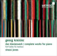 Georg Kreisler (1922-2011): Klavierwerke, CD