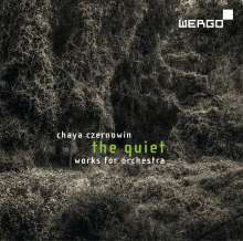 Chaya Czernowin (geb. 1957): The Quiet, CD