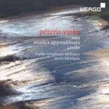 Peteris Vasks (geb. 1946): Sala, CD