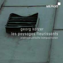 Georg Katzer (1935-2019): Elektroakustische Werke, CD