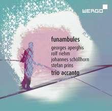 Trio Accanto - Funambules, CD