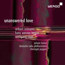 Juliane Banse - Unanswered Love, CD