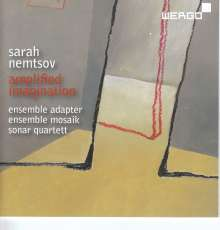 Sarah Nemtsov (geb. 1980): Amplified Imagination, CD