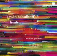 Erwin Schulhoff (1894-1942): Klavierwerke, CD