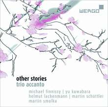 Trio Accanto - Other Stories, CD