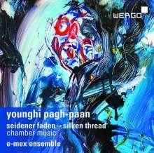 "Younghi Pagh-Paan (geb. 1945): Kammermusik ""Seidener Faden - Silken Thread"", CD"
