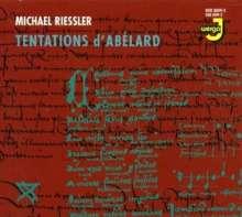 Tentations d'Abelard, CD