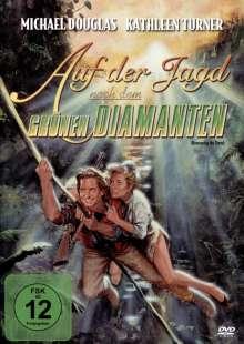 Auf der Jagd nach dem grünen Diamanten, DVD