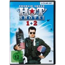 Hot Shots 1 & 2, 2 DVDs