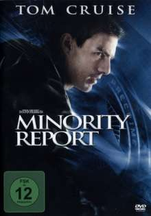 Minority Report, DVD