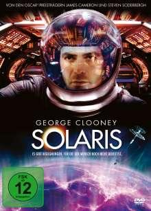 Solaris (2002), DVD