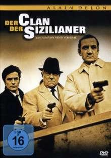 Der Clan der Sizilianer, DVD