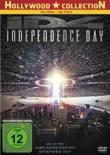 Independence Day, DVD
