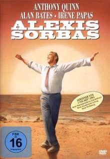 Alexis Sorbas, DVD