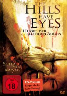 The Hills Have Eyes (2006), DVD