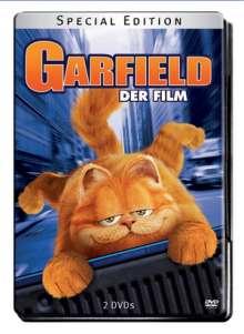 Garfield - Der Film (Special Edition im Steelbook), 2 DVDs