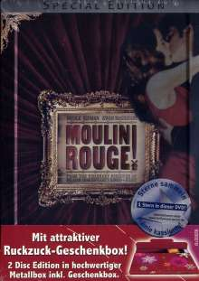 Moulin Rouge (2001) (Special Edition im Steelbook), 2 DVDs