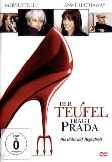 Der Teufel trägt Prada, DVD