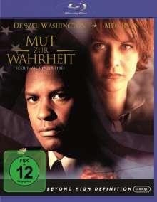 Mut zur Wahrheit (Blu-ray), Blu-ray Disc