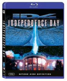 Independence Day (Blu-ray), Blu-ray Disc