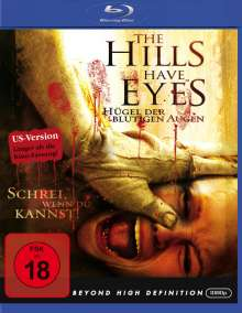 The Hills Have Eyes (Blu-ray), Blu-ray Disc