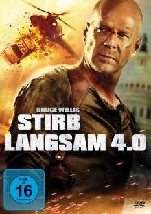 Stirb Langsam 4.0, DVD