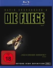 Die Fliege (1986) (Blu-ray), Blu-ray Disc